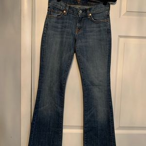 7 for all man kind Bootcut